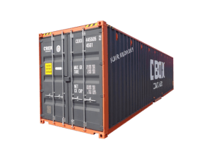 40ft HC Zee/Opslag container - NEW Kwaliteit