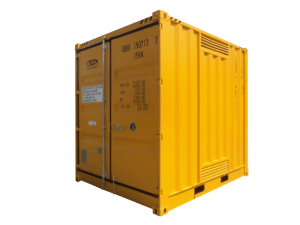 10ft HC Dangerous Goods container - NEW Kwaliteit