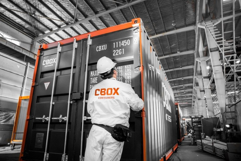 Containers for Rent & Sale   CBOX containers